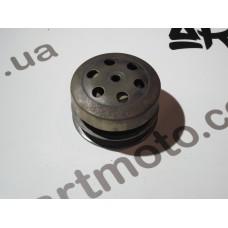 Вариатор задний 2-х колодочный (алюминиевый) Honda Dio AF35/56