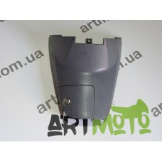 Пластик бензобака серый Honda Dio AF27/28