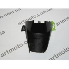 Пластик бензобака черный Honda Dio AF 27/28