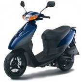 Suzuki Lets II NEW CA1PA
