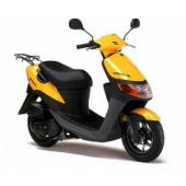 Suzuki Lets I CA1KA